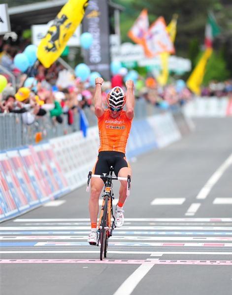 16/07/2012 > 7ª etapa Tour de Pologne: Ion Izagirre finaliza 7º en la general