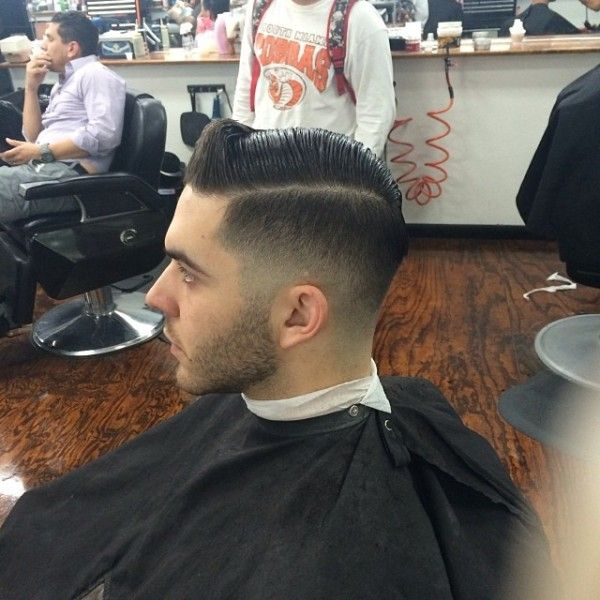 tapered haircut s side part haircut haircuts as and because 1095