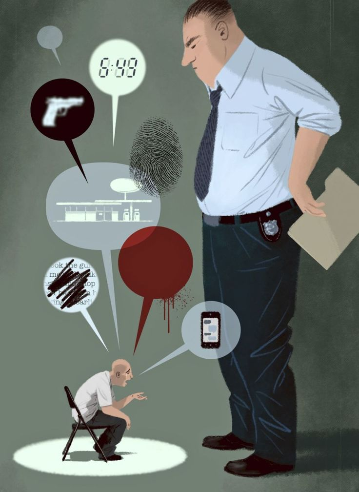 The Interview Do police interrogation techniques produce false confessions?  BY DOUGLAS STARR
