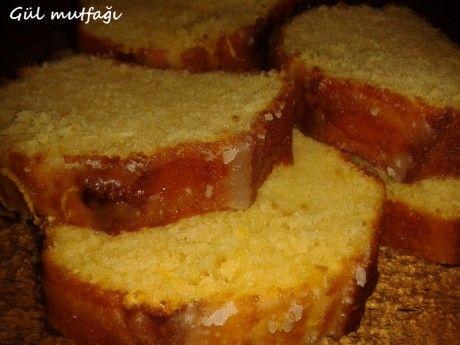 Gül mutfağı: Limon Glazürlü Kek