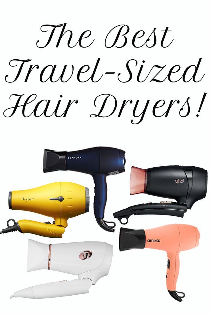 Travel-Sized Hair Dryer | blow dryers | Salon Blow Dryer | Best blow dryer | hair tools | travel hair tools | best blowout