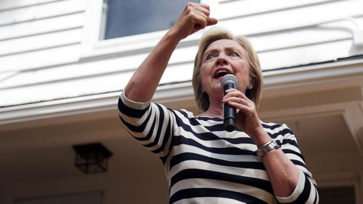 Hillary Clinton Calls Out GOP Climate Change Deniers in New 'Stand With Reality' Video DES MOINES, Iowa — Jul 26, 2015