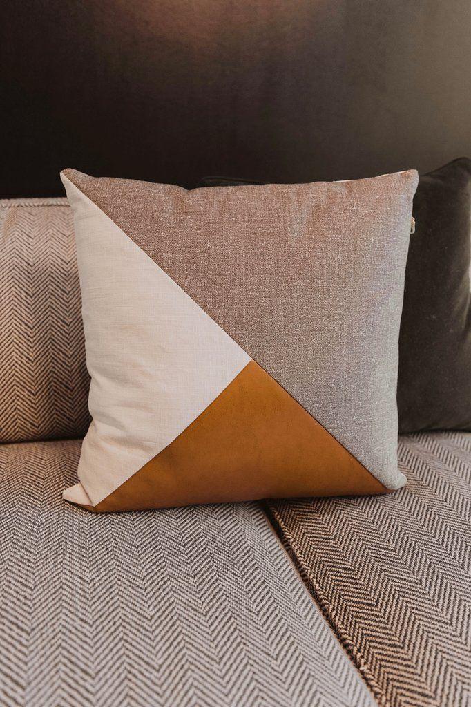 Bergen Colorblock Pillow in 2020