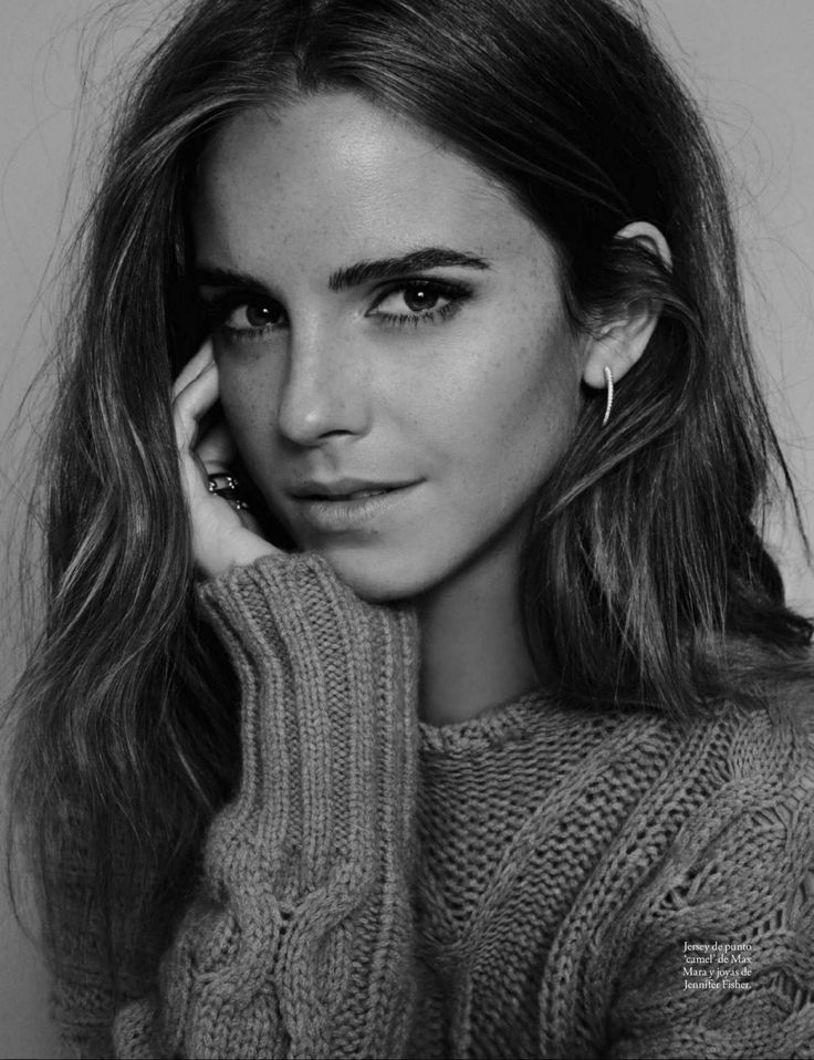 Emma Watson by Bernardo Doral for Elle Spain • 2015                                                                                                                                                      More