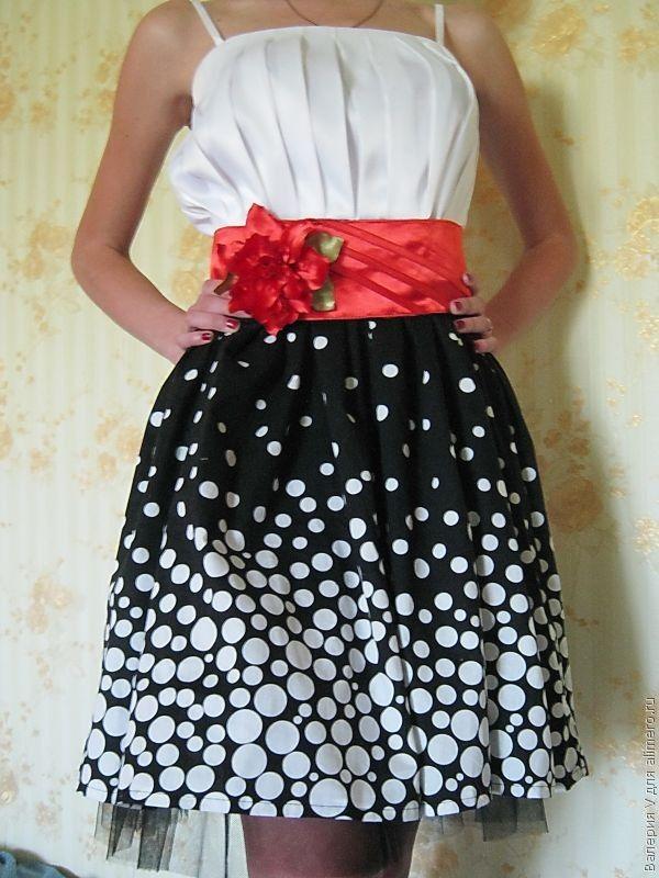 МК «Платье на выпускной вечер своими руками»