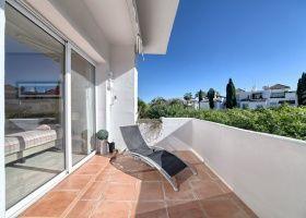 """Wohnung zum Kauf an der """"Neue Goldene Meile"""" in Estepona, Alcazaba Beach, 2 Schlafzimmer, 2 Bäder, Meerblick, Objekt Nr. 1176, Marbella West, Spanien."""