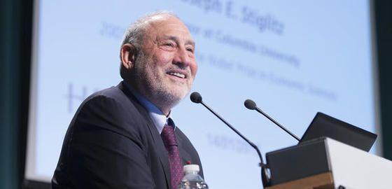 """Creating a learning society for a better development and social progress"" Joseph Stiglitz, awarded HEC Paris Honoris Causa Professorship"