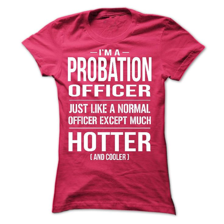 career as probation officer If you wish to pursue a career as a probation officer, closely study the selection  requirements and job outlook, to see if this profession is really for you while the.