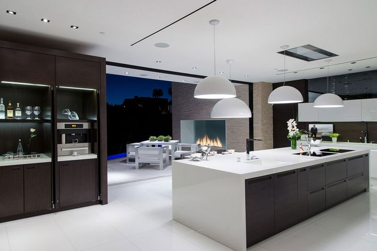 17 Best images about Contemporary Kitchens on Pinterest