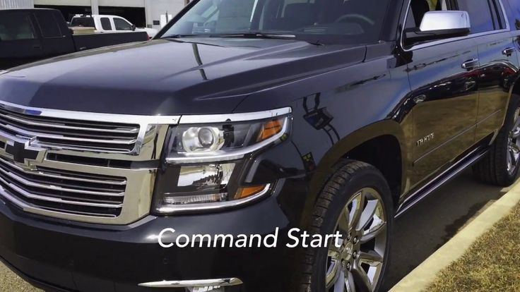 NEW 2017 Chevrolet Tahoe FOR SALE / 1LZ, 4X4, Black / 17N120