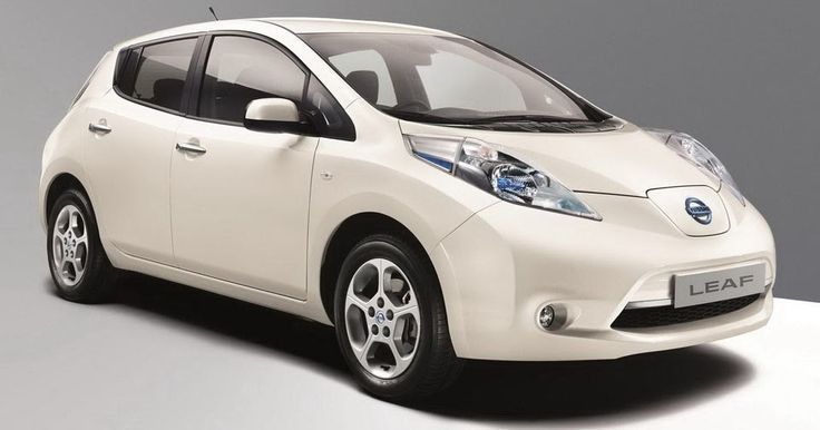 Nissan Wants UK Buyers To Swap Old Cars For A Leaf EV #Electric_Vehicles #Nissan