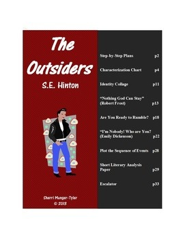 literary analysis of the outsiders Outsiders literary skills symbolism and theme answers - title ebooks :  answers church 30 upgrades for the future of neil cole analysis design.