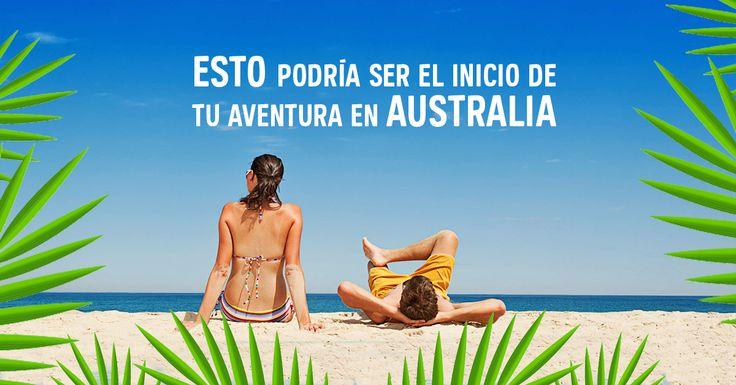 ¿Me ayudas a ganar la beca #AtrapaUnaBeca para estudiar en Australia con @AUssieYouTOO? ¡Vótame!