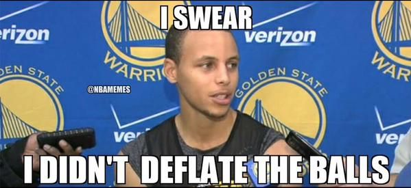 Stephen Curry after winning the 3-point competition! #Warrio - http://nbafunnymeme.com/nba-memes/stephen-curry-after-winning-the-3-point-competition-warrio