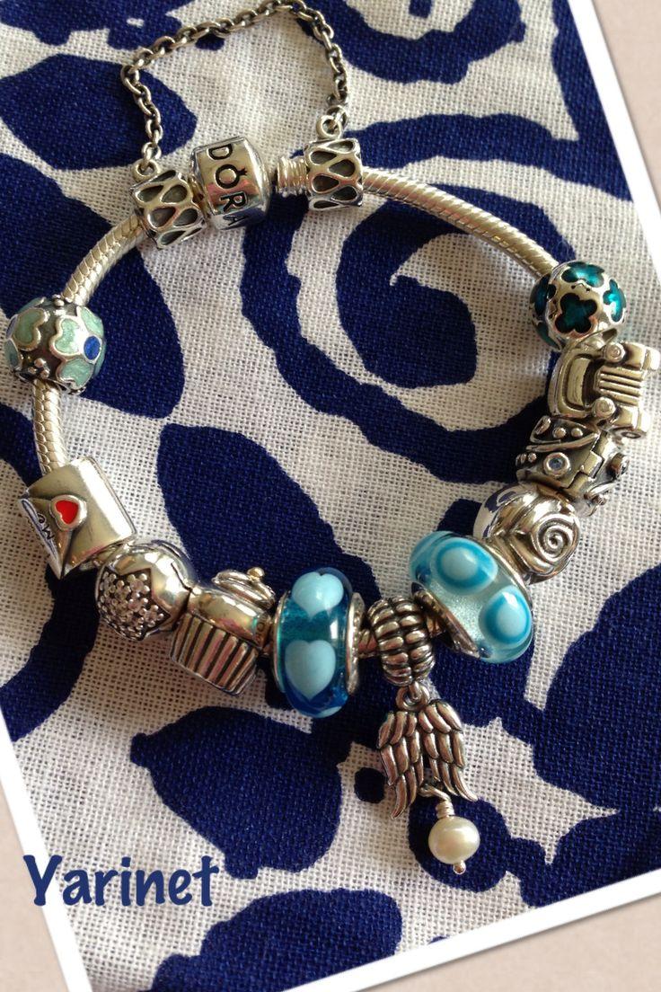 Pandora bracelet dillards -  Mypandora From A Love Letter That Symbolizes My Wonderful Husband Who Is In The Military Pandora Charmspandora