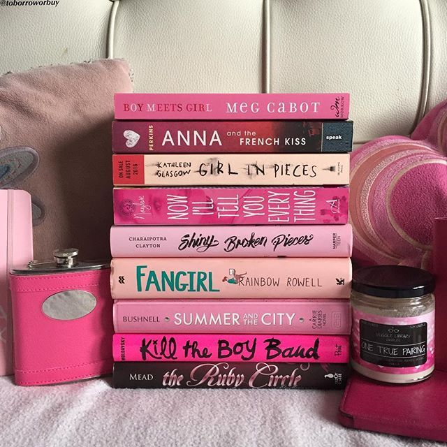 """""""On Wednesdays we read pink."""" - @eden.hammond  I need this quote on a mug and a T-shirt 😂"""