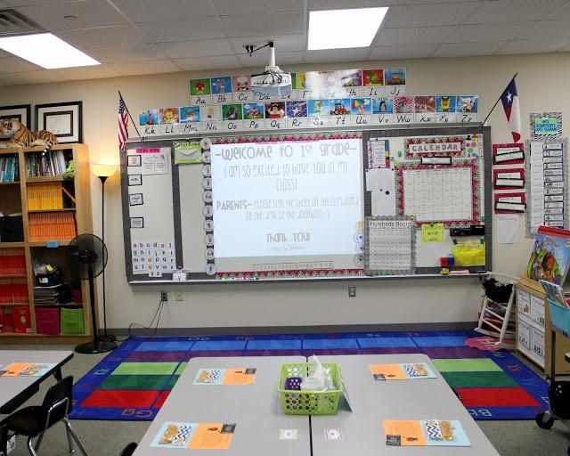 Classroom Storage Ideas Uk : Meet the teacher night with technology diva