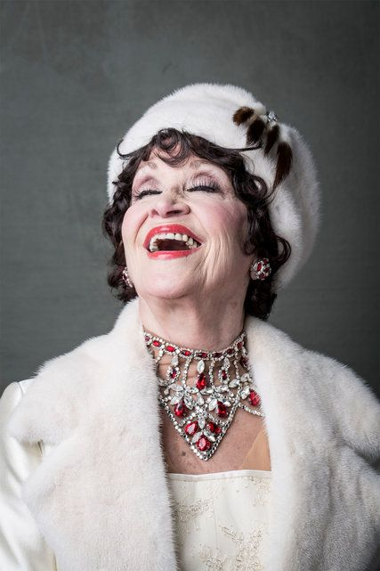 The Indomitable Chita Rivera, Back on #Broadway in 'The Visit' - NYTimes.com