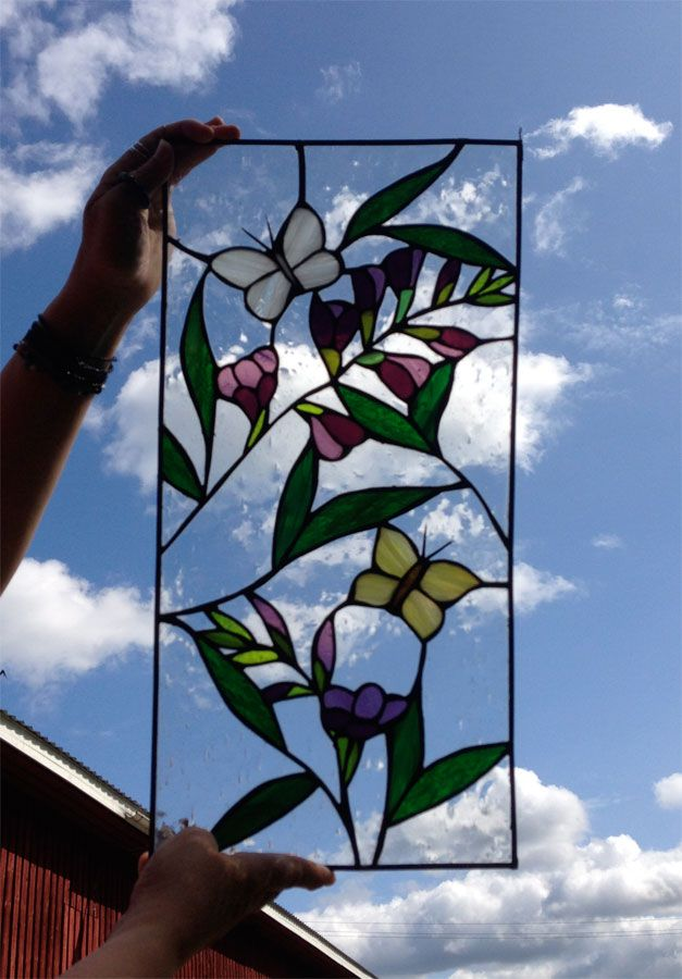 Stained Glass  Stina Tuominen For The Love Of Pinterest Glasses And