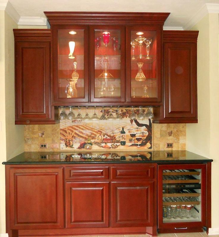 Custom Kitchen Cabinet Designs: 17 Best Images About Wine Grotto On Pinterest