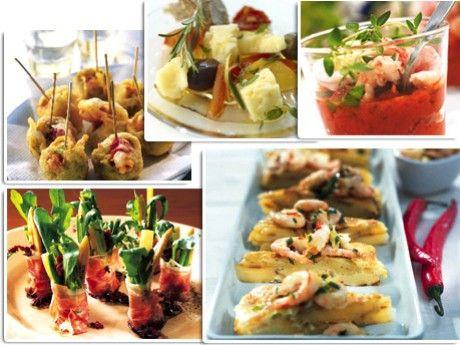 Bjud på spansk plockmat på festen. Här är nio goda tapas som är goda tillsammans eller var för sig.