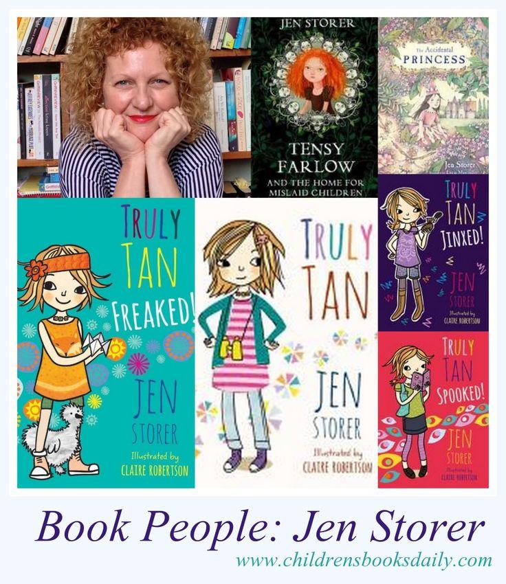 Book People: Jen Storer