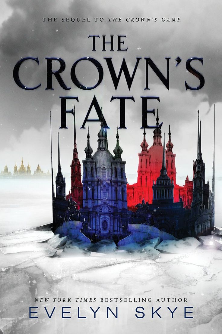 #CoverReveal  The Crown's Fate (The Crown's Game, #2) by Evelyn Skye