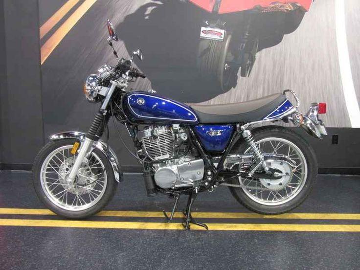 02 YAMAHA SR400 / BROWN MOTORCYCLE CO. /ヤマハ - YouTube