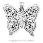 James Avery: James Of Arci, James Avery, Pendants, Butterflies Jewelry, James D'Arcy, Avery Jewelry