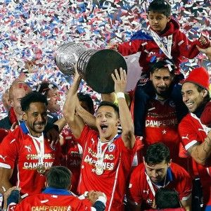 Chile beat Argentina to the Copa America 2015 title find out more here and get an exclusive discount coupon for Soccer Box: http://www.soccerbox.com/blog/chile-win-2015-copa-america/
