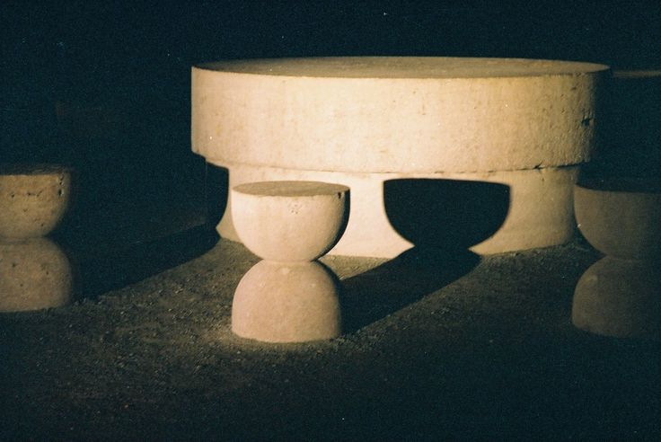 Constantin Brancusi The Table of Silence