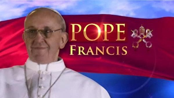 ❥ Pope Francis Connects The Vatican System With Revelation 17~ like watching the Bible in living color... is this really happening right in front of our eyes????