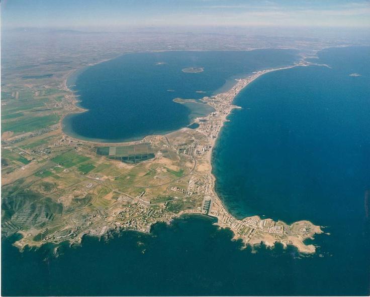 La Manga Del Mar Menor - Murcia - Spain