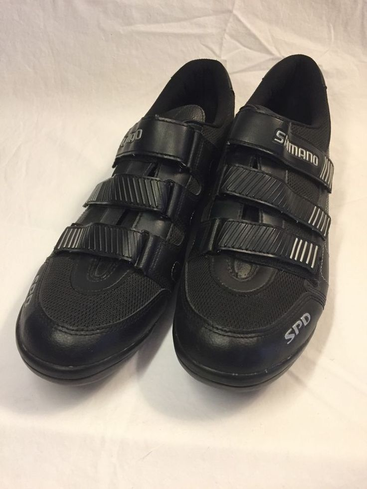 Shimano SH-MA80 Men's 2-bolt Cleat Strap Cycling Shoes US Size 14 EU Size 41 #Shimano #Racing