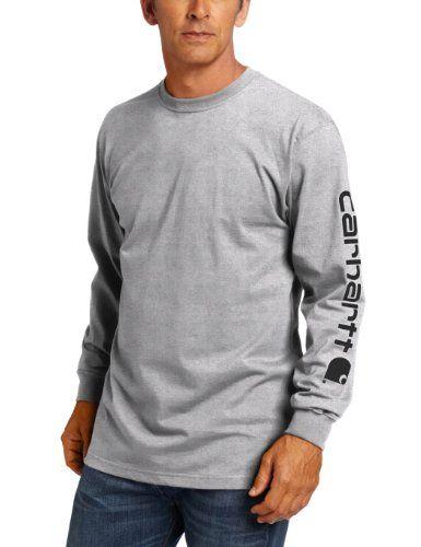 Carhartt Men's Signature Sleeve Logo... (bestseller)