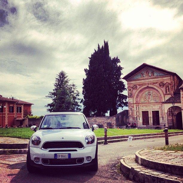 La nostra social car è a San Francesco al prato! Scatta con Instagram, twitta o posta su Facebook con #likemini