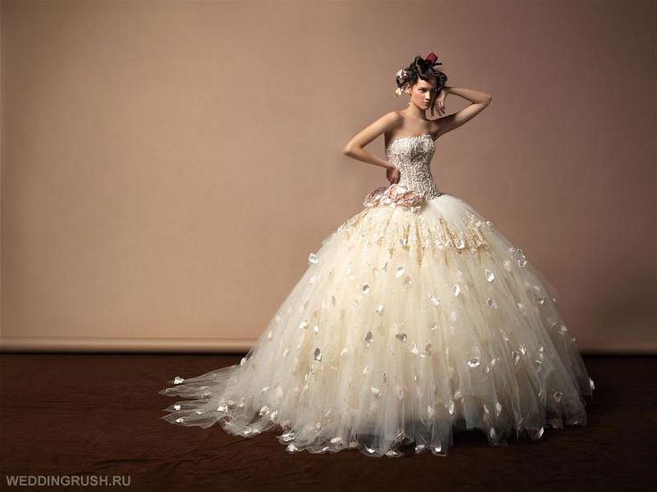 Касабланка платье свадебное