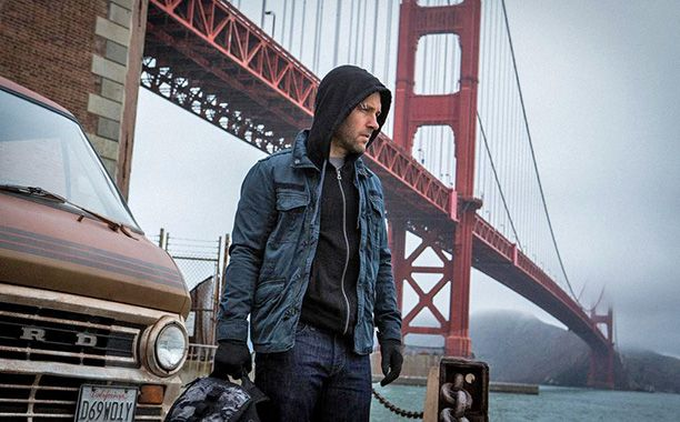First Look: Paul Rudd's 'Ant-Man' is looking for trouble