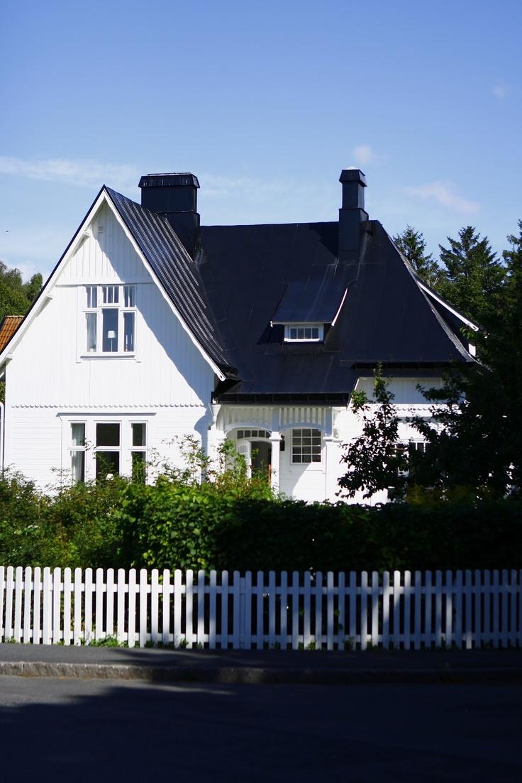 Dreamiest Scandinavian House Design Exterior Ideas 6: LILLA VILLA VITA