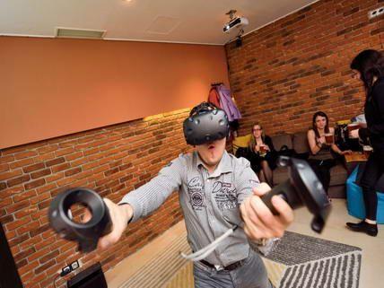 Bratislava Virtual Reality Bar #stagbratislava #bratislavastagfun #stagforme