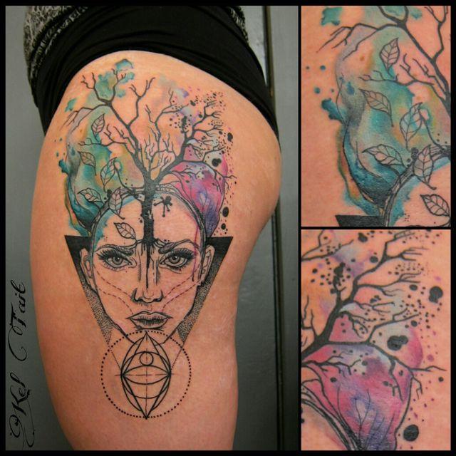 Third Eye Tattoo: Third Eye Tattoos