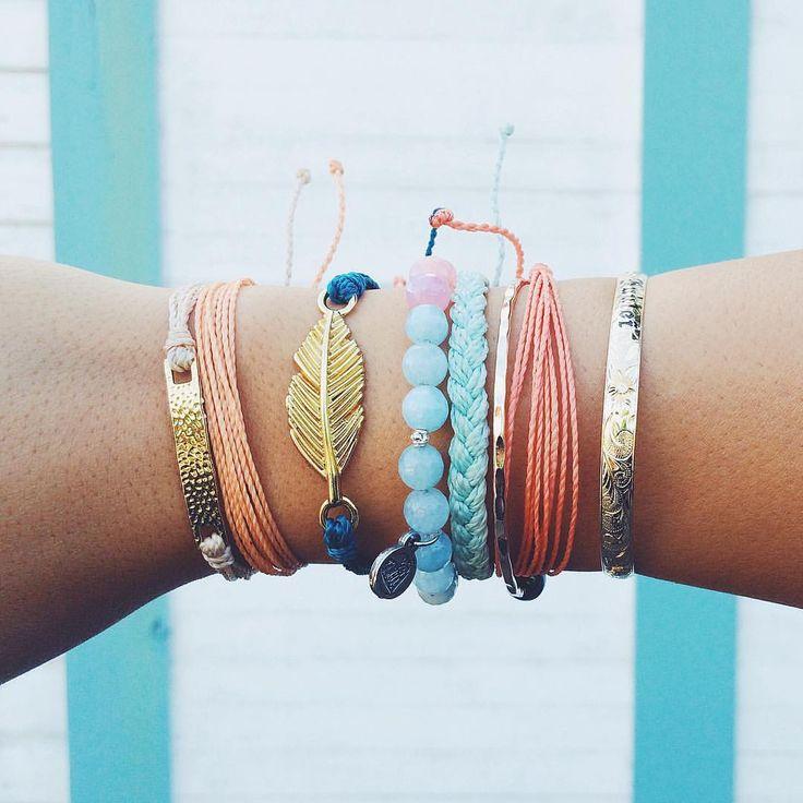 Nike Air Force 1 $ Bracelets Vie Instagram De La Mer