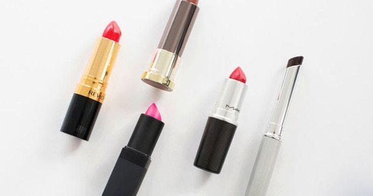 Τα 5 δημοφιλή χρώματα κραγιόν που ταιριάζουν σε όλες