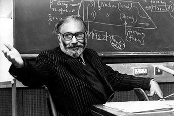 Happy Birthday Dr. Abdus Salam, who brought Nobel home
