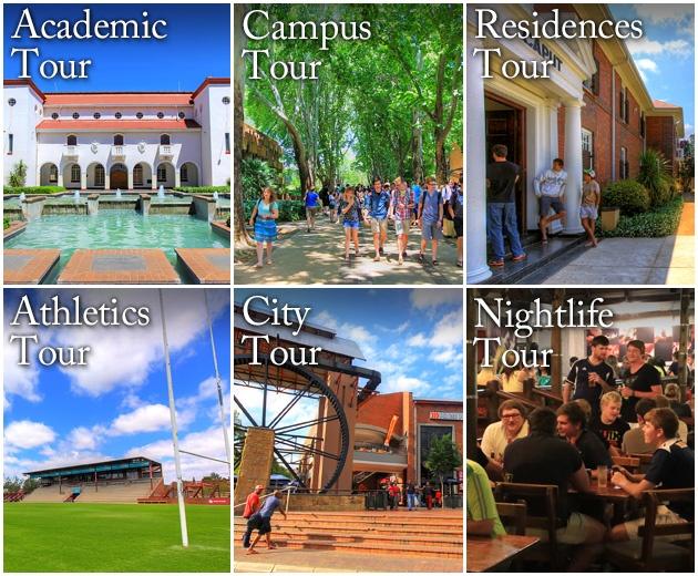 Neem 'n virtuele toer deur ons kampus