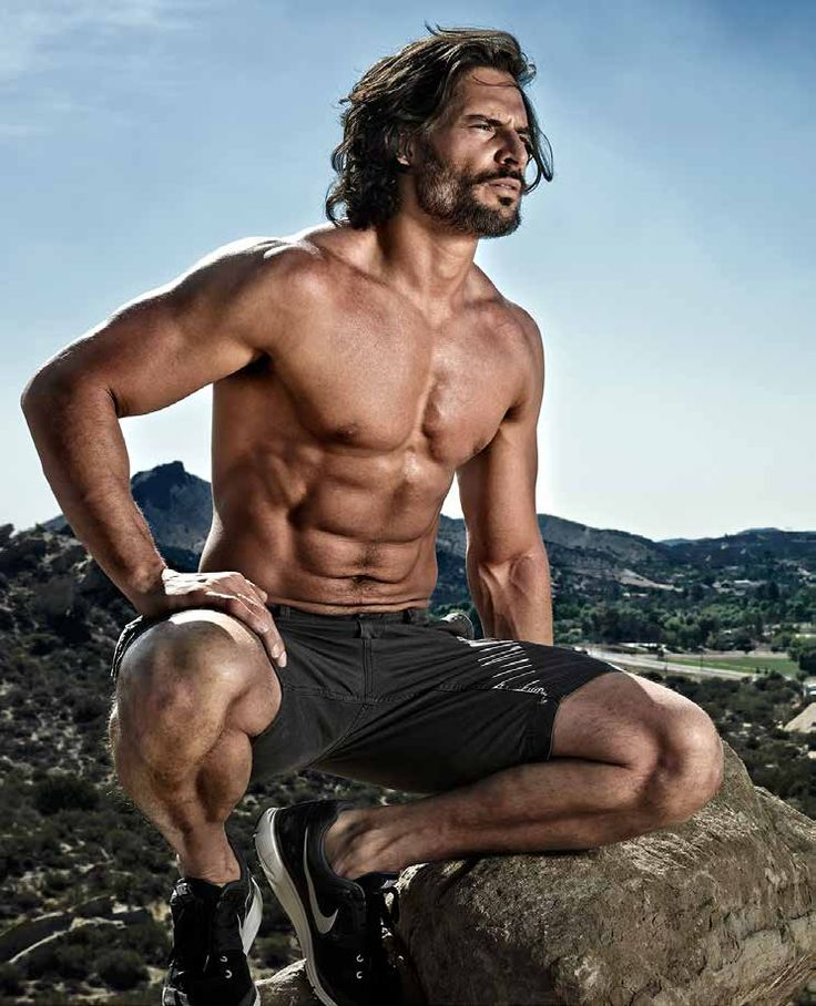 sumisa-lily: Look, I'm not saying I have a Joe Manganiello problem, but I'm not saying I don't… I don't see a problem.
