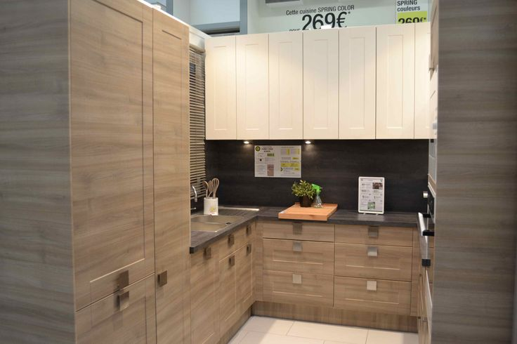 16 best nos cuisines images on pinterest kitchens cooking food and beautiful homes. Black Bedroom Furniture Sets. Home Design Ideas
