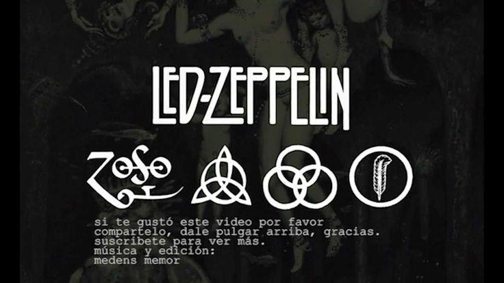 los simbolos de led zeppelin