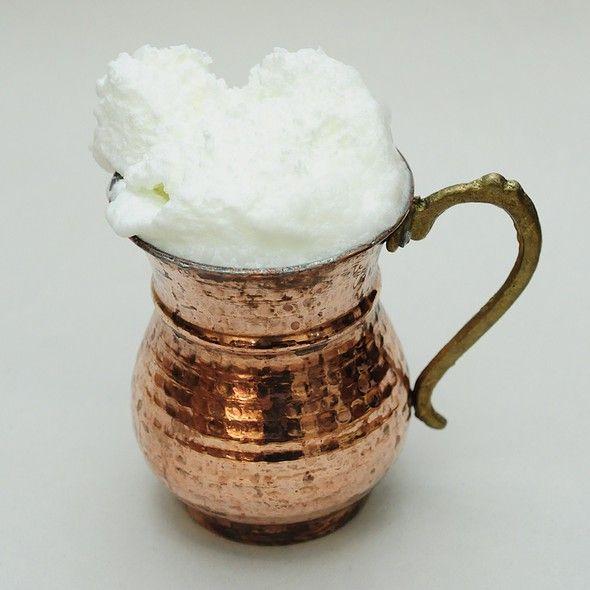 Ayran ( Turkish yoghurt drink)