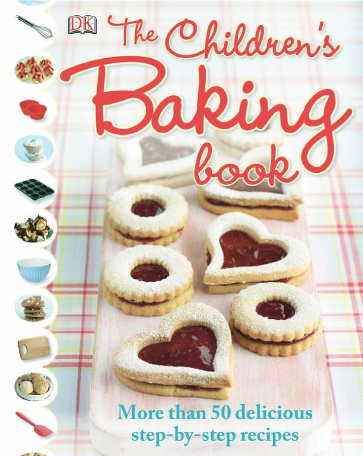 the childrens baking book